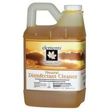 NEUTRAL DISINFECTANT ELEMENTS CLEANER CONCENTRATE 4/1 GAL