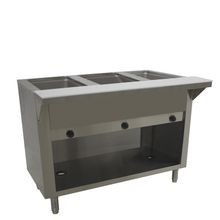 Advance Tabco HF-3G-LP-BS Hot Food Table, LP gas, 47-1/8