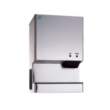 Hoshizaki DCM-500BAH Ice Maker/Water Dispenser, Cubelet-Style, air-cooled, self-contained condenser, production capacity up to 618 lb/24 hours at