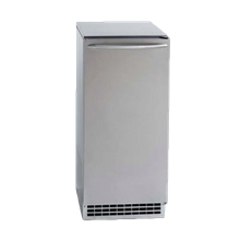 IceOMatic GEMU090 Pearl Ice Maker, soft, chewable ice crystals, undercounter, air-cooled, self-contained condenser, approximately 85 lb/39 kg