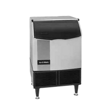 IceOMatic ICEU225HW ICE Series Cube Ice Maker, cube-style, undercounter, water-cooled, self-contained condenser, approximately 95 kg(210 lb)