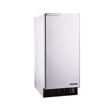 Hoshizaki C-101BAH Ice Maker with Bin, air-cooled, self-contained condenser, production capacity up to 92 lb/24 hours at 70/50 (62 lb AHRI