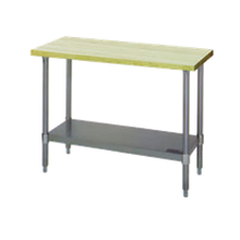 Eagle MT2448B Work Table, wood top, 48
