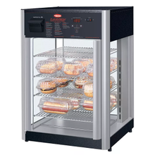 Hatco FDWD-1X Flav-R-Fresh Holding & Display Cabinet, counter model, (1) door, (4) shelf interior multi purpose rack without rack motor, 1390W, cULus