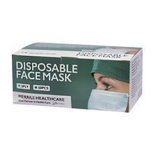 FDA-Registered, Disposable Face Mask, 50 count per box