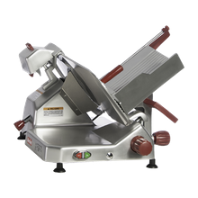 Berkel 829A-PLUS Food Slicer, electric, manual, 1-speed, 45 angled gravity feed, up to 3/4