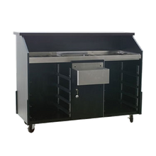 Eagle DPB-5L Deluxe Portable Bar, 63