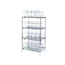 Eagle CRC4-X Can Rack Storage System, 4-tier, 36
