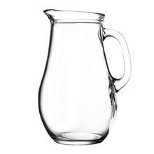 PASABAHCE PITCHER 68-1/2 OZ W/HANDLE CLEAR GLASS 6EA/CS