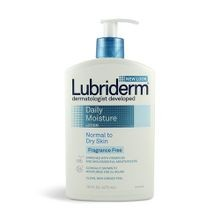 LUBRIDERM MOISTURIZING LOTION FRAGRANCE FREE 12/16OZ