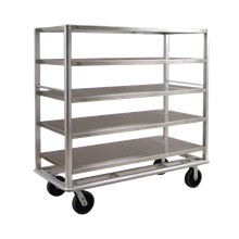 Eagle QM2977-5-SR/D Queen Mary Banquet Cart, 5-tier, 76-1/2