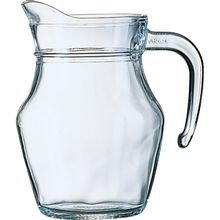 PITCHER GLASS 17 OZ 1DZ/CS