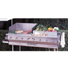 Baker's Pride CBBQ-60BI Ultimate Series Outdoor Charbroiler, gas, built-in, 58