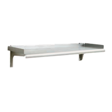 Eagle SWS1272-16/3-X Snap-n-Slide Shelf, wall-mounted, 72