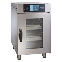 Alto-Shaam VMC-H3H Vector_ H Series Multi-Cook Oven, electric, (3) individually controlled cooking chambers, holds (3) half-size sheet pans
