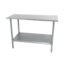 Stainless Steel Work Tables Stainless Steel Prep Tables - Stainless steel table 18 x 24