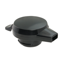 FMP 290-1006 New Generation Push Button Server Lid, welded, black plastic