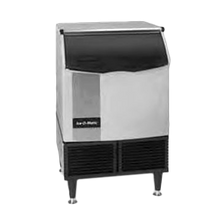 IceOMatic ICEU150HA ICE Series Cube Ice Maker, cube-style, undercounter, air-cooled, self-contained condenser, approximately 185 lb/84 kg