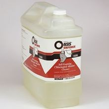 FLOOR CLEANER OASIS ENFORCE CHLORINATED 2-1/2 GALLON