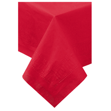 Hoffmaster 220611 Red Tablecover 54X108 (25)