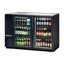 TRUE TBB-24GAL-48G-HC-LD Back Bar Cooler, two-section, 24