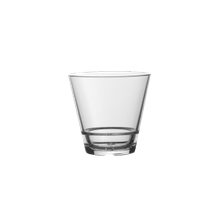 Drinique CALIBER ROCKS 9.5OZ Caliber Rocks Glass, 9-1/2 oz., (H 3-1/2; M 3-1/2; T 3-1/2; B 2-1/4), Tritan Copolyester, BPA Free, Drinique, Caliber (24 ea/cs)