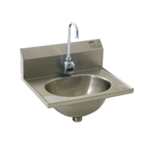 Eagle HSA-10-FE-B-1X Hand Sink, wall mount, 13-1/2