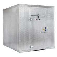 American Panel 10X10F-O Walk-In Freezer, 7'-6