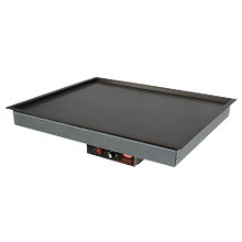 Hatco GRSB-48-I-120QS Glo-Ray Drop In Heated Shelf with Recessed Top, 49-1/2