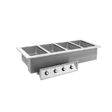 Randell 95604-208Z Drop-In Hot Food Unit, electric, (4) 12