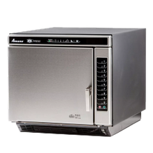 Amana ACE19N Commercial Convection Xpress_ Combination Oven, 1.2 cu. ft. capacity, 2700 watts convection, stackable, programmable