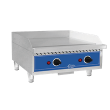 Globe GEG24 Griddle, electric, countertop, 24
