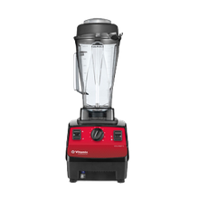 Food Blender, 64 oz. This food blender has enough power to handle the thickest, toughest ingredients. Variable speed control allows you to chop/grind.