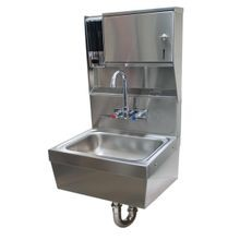Advance Tabco 7-PS-85 Hand Sink, wall model, 14