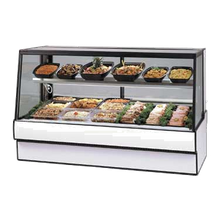 Federal SGR5048CD High Volume Refrigerated Deli Case, 50