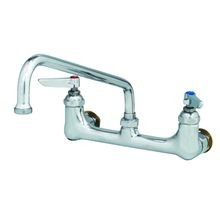 T&S Brass B-0231-CC Sink Mixing Faucet, 12
