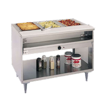 Randell 3314-240 Hot Food Table, electric, 240V, 63