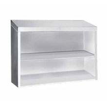 Advance Tabco WCO-15-36 Cabinet, wall mount, open front design, 36
