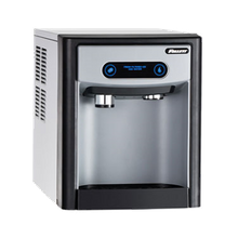 Follett 7CI100A-IW-NF-ST-00 7 Series Ice & Water Dispenser, countertop, integral air-cooled ice machine, Chewblet compressed nugget ice, 125 lb.