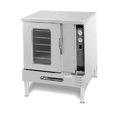 Southbend GH/10SC MarathonerGold Convection Oven, gas, half size, standard depth, single-deck, standard control, two speed, fan motor, solid state