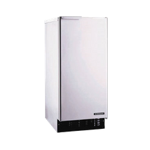 Hoshizaki AM-50BAJ Ice Maker with Bin, Cube-Style, air-cooled, self-contained condenser, production capacity up to 55 lb/24 hours at 70/50, 22 lb.