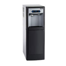 Follett 7FS100A-IW-CF-ST-00 7 Series Ice & Water Dispenser, freestanding, integral air-cooled ice machine, Chewblet compressed nugget ice, 125 lb.