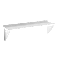 Channel AWS1224 Shelf, wall-mounted, solid, 24