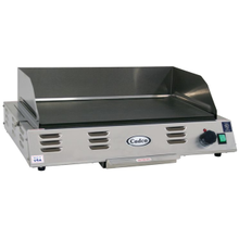 Cadco CG-10 Griddle, medium duty, electric, countertop, 21