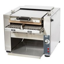 Star HCT13M Ultra-Max Horizontal Contact Toaster, countertop, 1400 slices/hr., approximately 25 sec pass-through time, analog temperature controls