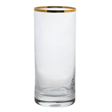 Gold Miners Highball Glass, 11 ounce capacity, 5-3/4