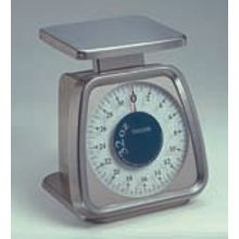 SCALE PORTION 32 OZ FIXED DIAL S/S ANALOG
