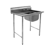 Eagle 412-16-1-24L-X 412 Series Sink, one compartment, 44-7/8