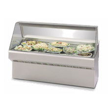 Federal SQ-5CD Market Series Refrigerated Deli Case, 60