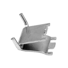 FMP 135-1246 Pilaster Clip, with wire, zinc-plated steel